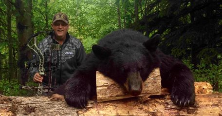 7 Day Fall Black Bear Hunt