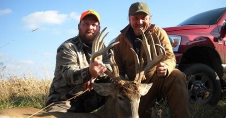 6 Day Group Whitetail Firearms Hunt