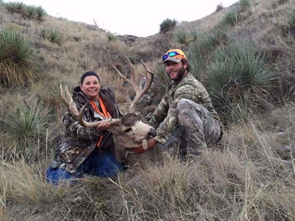 2019 Mule Deer Rifle Hunt