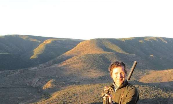 South Africa hunting territory