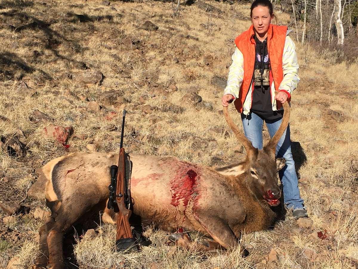 2019 Spike Bull Elk Hunt