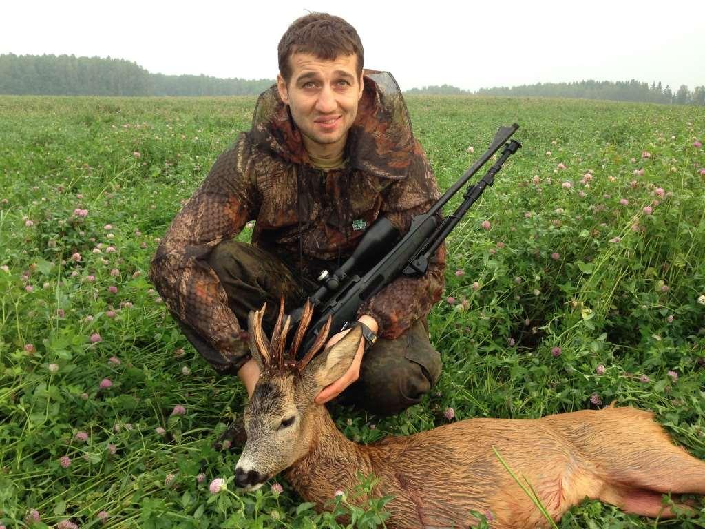 roe deer hunting belarus bookyourhunt com