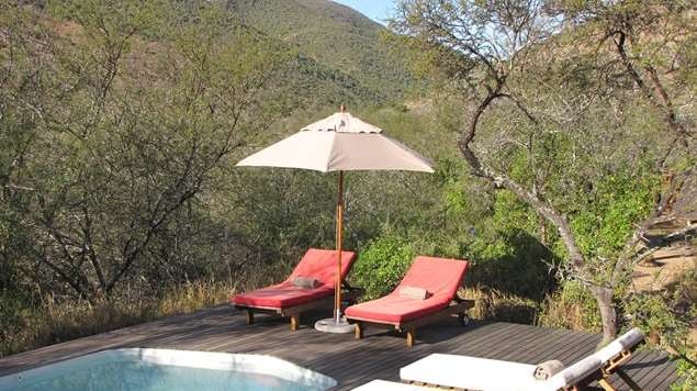 Haaspoort Lodge hunting accommodation