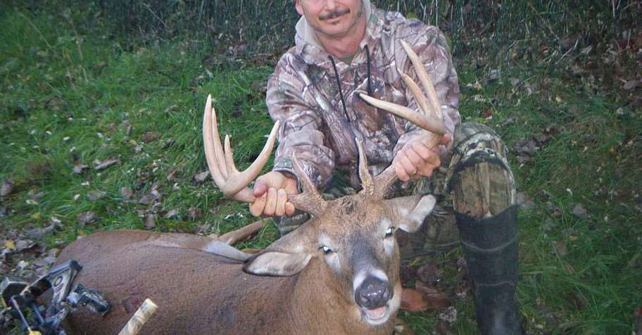 Rut Semi-Guided Whitetail Hunt