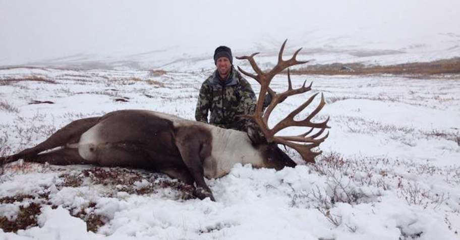 Northern B.C. Caribou 1x1 Hunt '19
