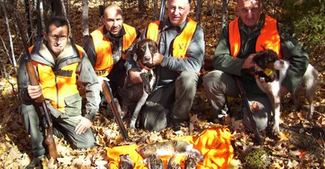 Woodcock 6 Day Hunt 1x1