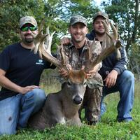 "140""-160"" Management Whitetail Hunt"
