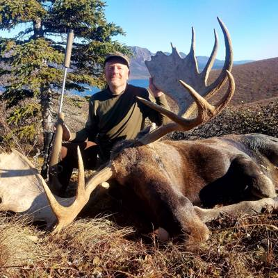 Alaskan Moose Hunt 2021