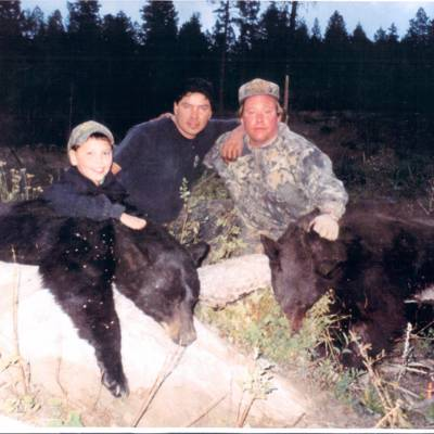 Spring Black Bear Hunt - 2020