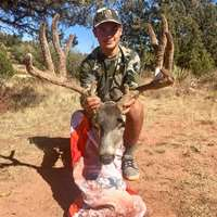 Rifle Mule Deer Hunt 1x1 '19