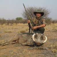 Ivory Camp Exclusive Free Range Hunting