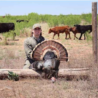 Rio Grande Turkey Hunt - 2021