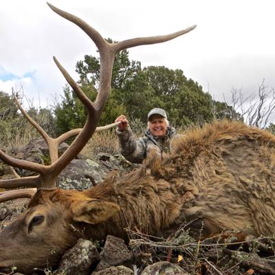 Rifle Elk Hunt 1x1 - tag owners only!