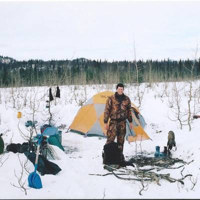 10 Day Moose Hunt