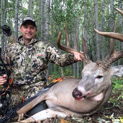 Guided Archery Whitetail Hunt 2021