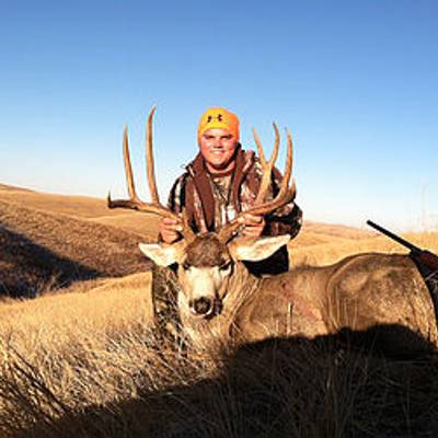 Guided Mule Deer 2x1 New Mexico Hunt