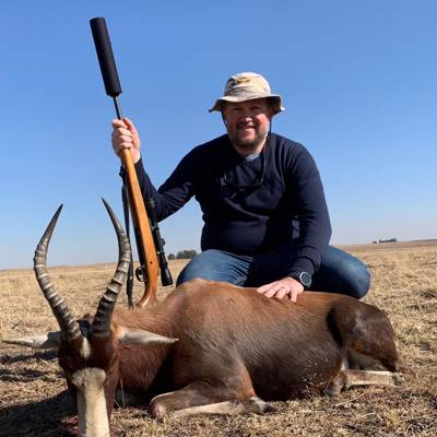 "Business Man's ""One Day Blesbok Hunt"""