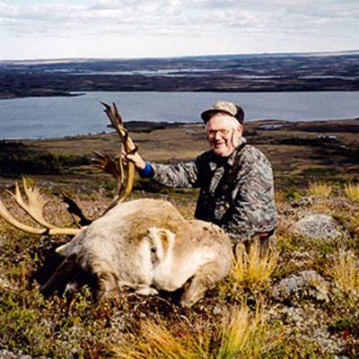 Fly-in 7-day Woodland Caribou Hunt