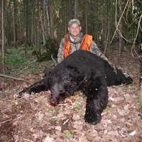 Last Spots! Spring Black Bear Package