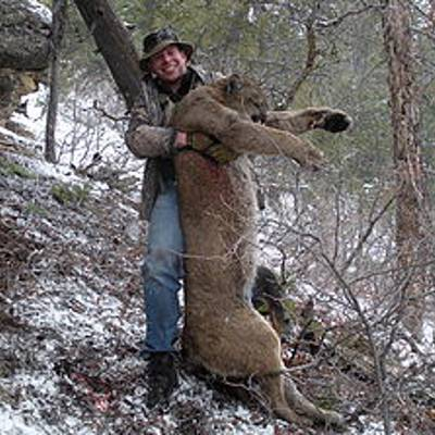 Father/Child Guided Mountain Lion Hunts