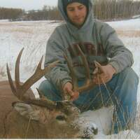 6 Day Whitetail Deer Rut Rifle Hunt