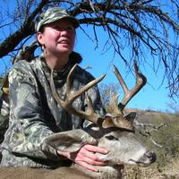 8 Day Coues Deer Hunt