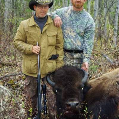 Cancellation March Woodland Bison Hunt