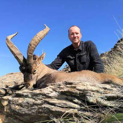SPANISH IBEX GRAND SLAM