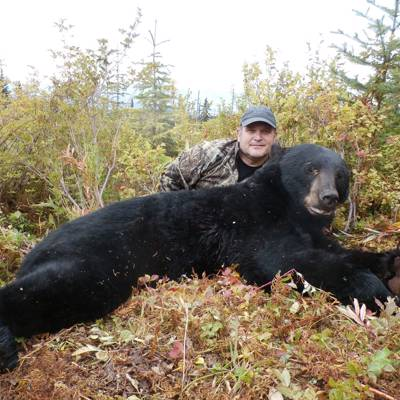 Spring Black Bear 1x1, May 29-Jun 3