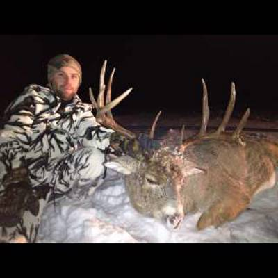 Whitetail Deer 2x1 Hunt 2020