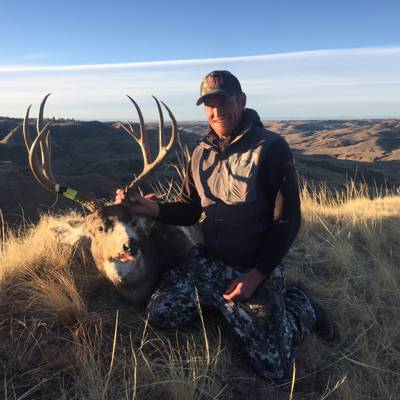 Mule Deer Archery Hunt