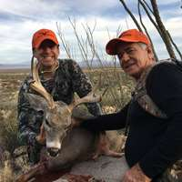 OTC Archery Giant Coues Deer Guided Only