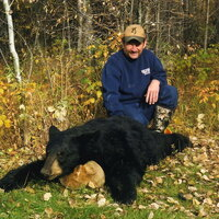 Fall Black Bear Hunt