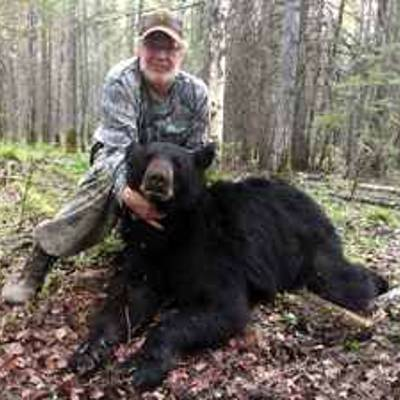 6 Day Alberta Black Bear Hunt 2 Bears
