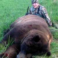 Boat Based Brown Bear Hunt 2020