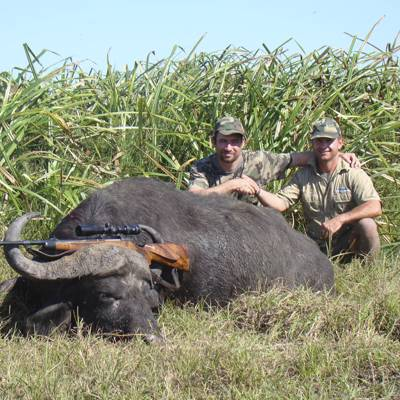 Cancellation Special Buffalo Hunt 2x1