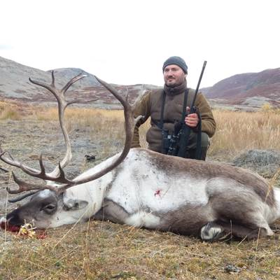 August-September Caribou Hunt 2020