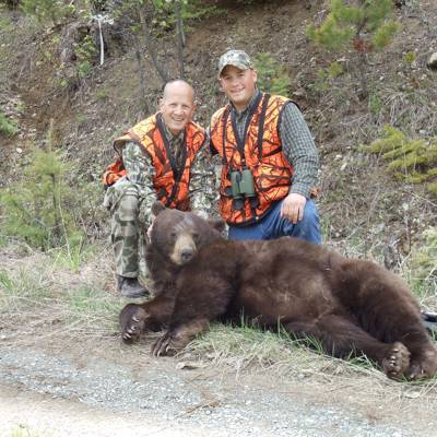 Spring Black Bear Hunt 2020
