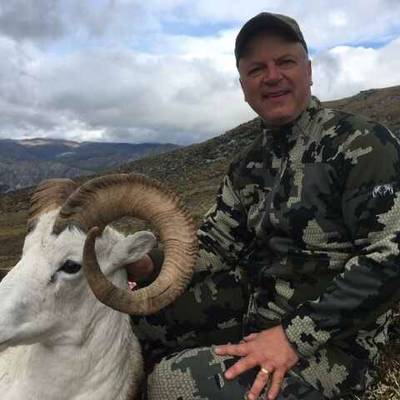 Dall Sheep, Grizzly Hunt