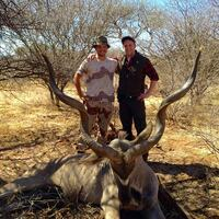 1:1 Guided Namibian Hunt