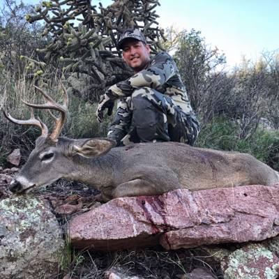 Guided Coues Deer Hunt