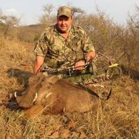 SA Bow Meat Hunt - Lodge