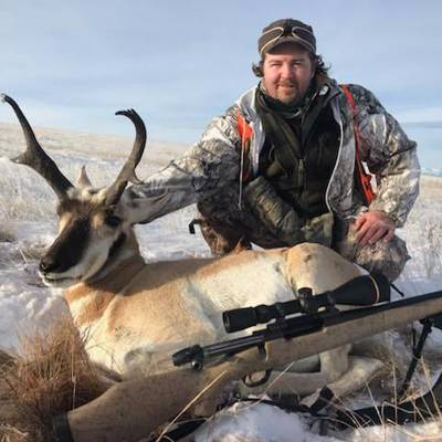 5 Day Mule Deer/ Antelope Combo Hunt