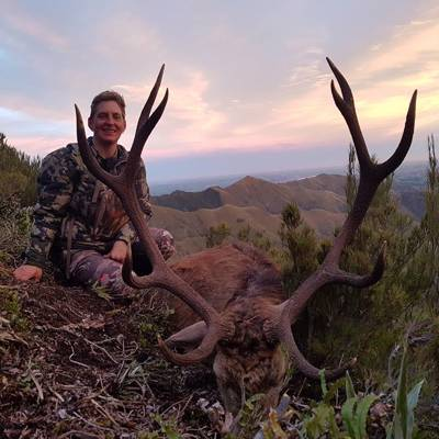 Free Range Red Stag Hunt 1x1