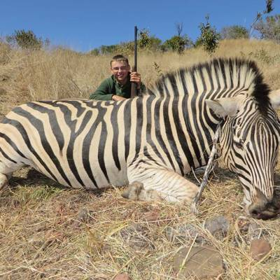 7 Days Hunt: Zebra, Kudu, Beest & more