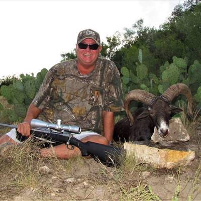 Texas Dall Sheep Hunt
