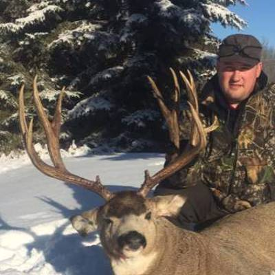 Archery Mule Deer 19, Exp Apr 21