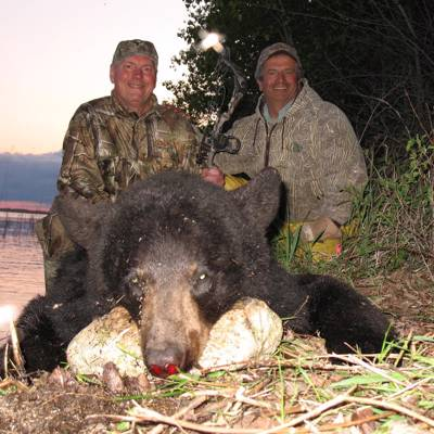 Manitoba Fall Black Bear Hunts '19