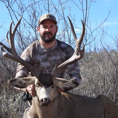 5 Day Mule Deer Hunt