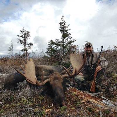 Moose Hunt 1x1 (all inclusive) '19
